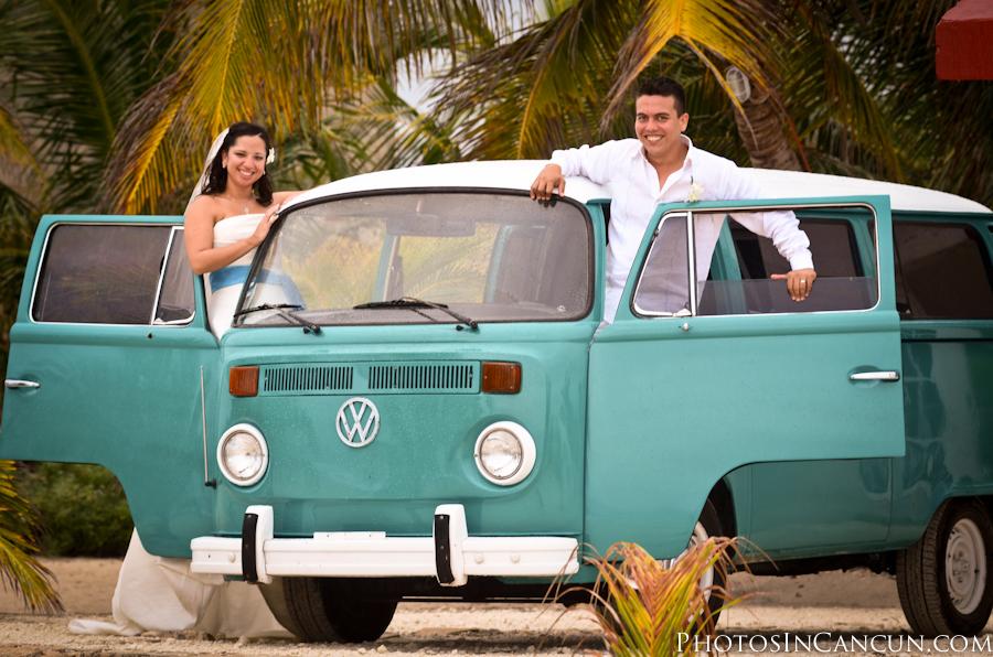 Wedding photographer Puerto Morelos