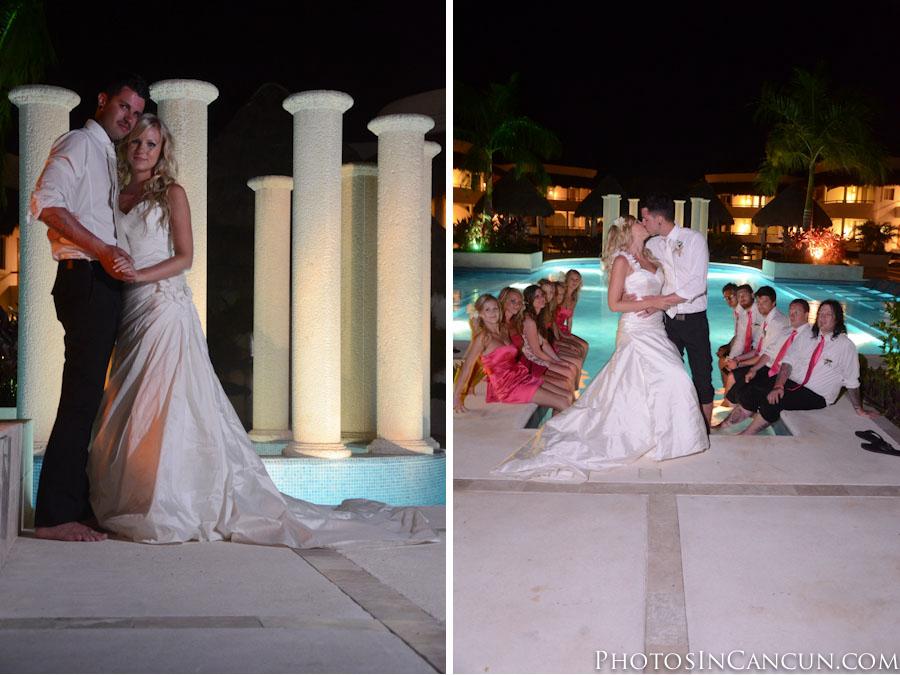 Weddings in Playa del Carmen  Grand Riviera Princess