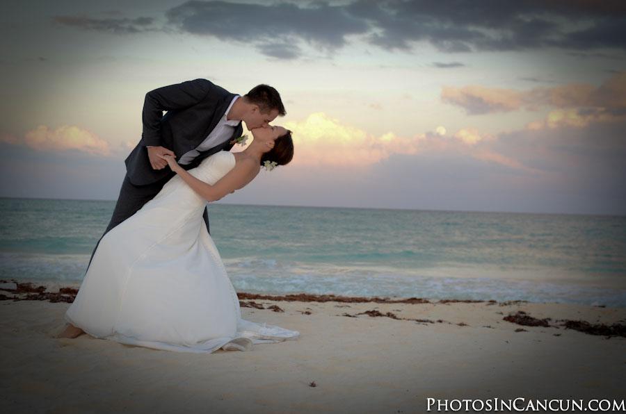 Photos In Cancun Secrets Maroma Beach Wedding Photographer