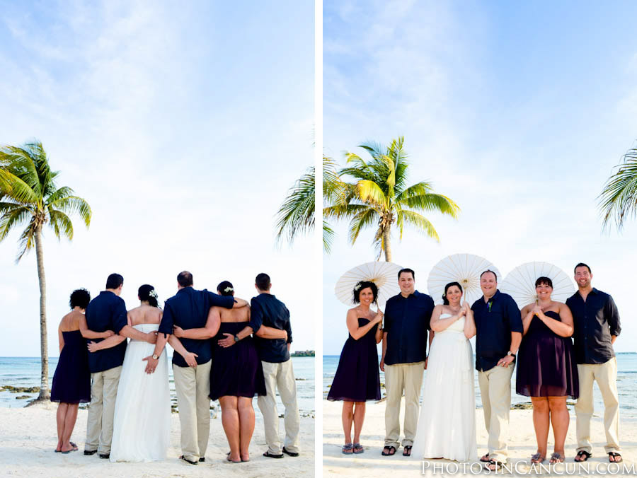 Crown colony wedding