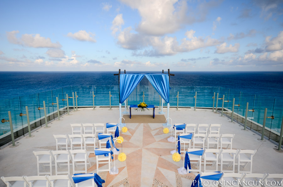 beach palace cancun jewish wedding