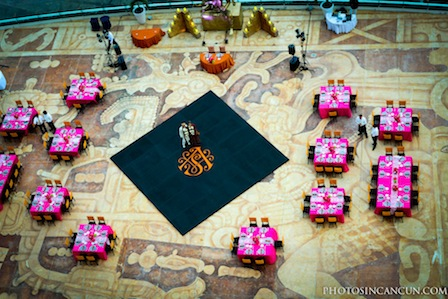 Exotic Cancun Destination Indian Wedding
