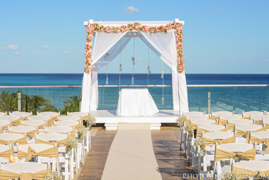 Karisma azul wedding