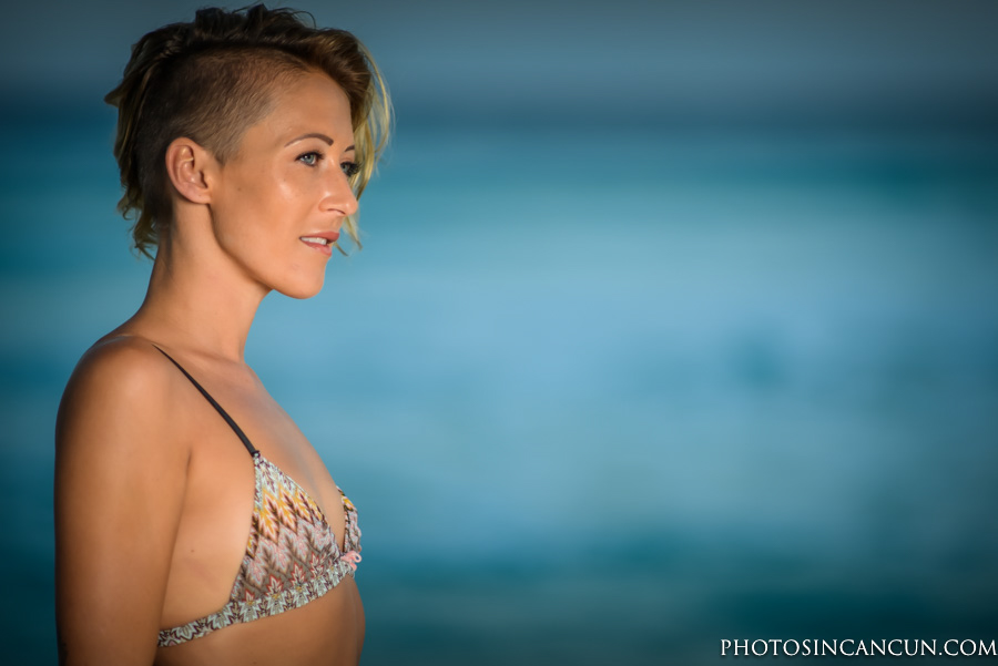 Model Session with Photographer Living In Cancun