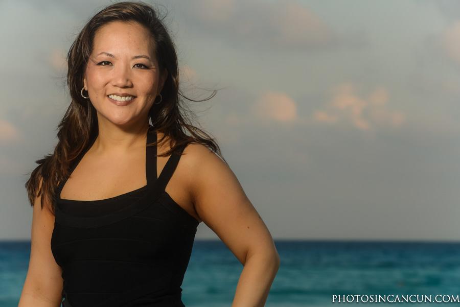 Model Portraits Update Portfolio | JW Marriott Cancun Mexico