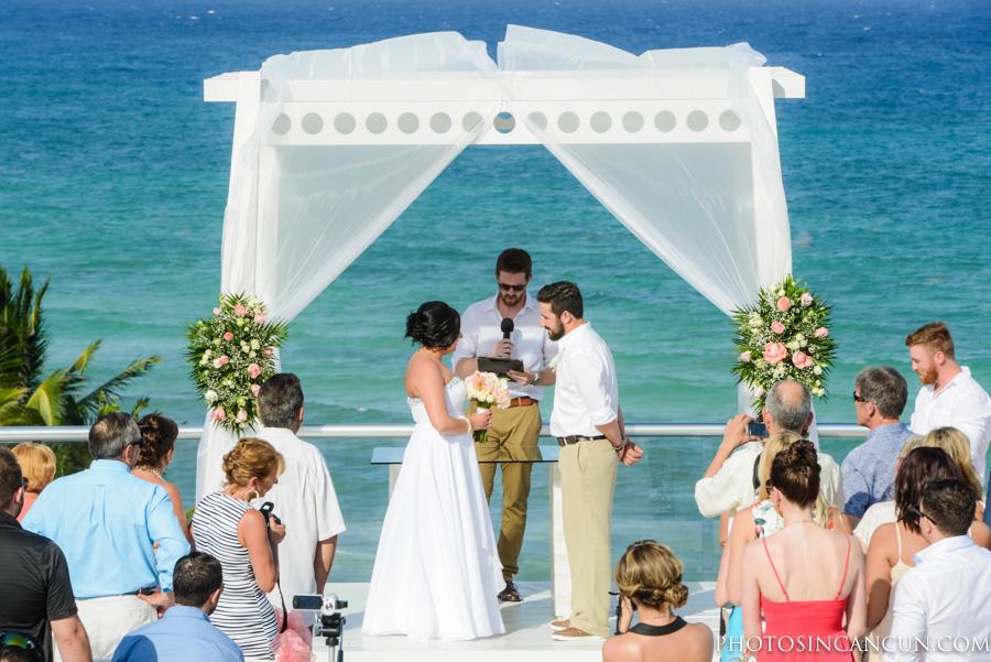 Sky Deck Reception Azul Fives Playa Del Carmen