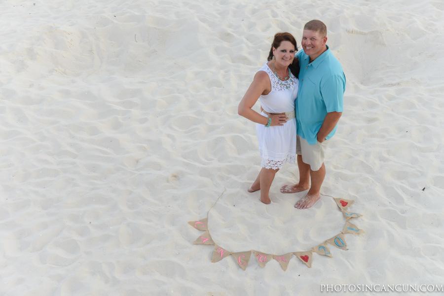 Hyatt Zilara Couples and Family Beach Photos