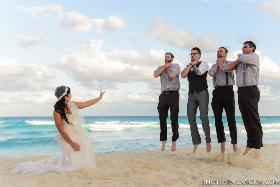 Fiesta Americana Condessa Cancun | Wedding Photography