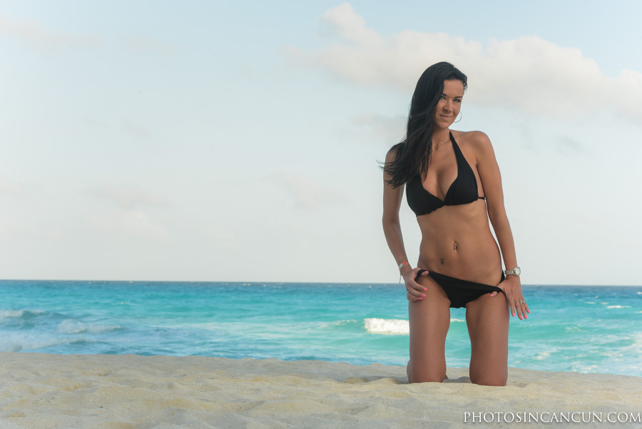 Model | Photography | Oasis Beach Cancun