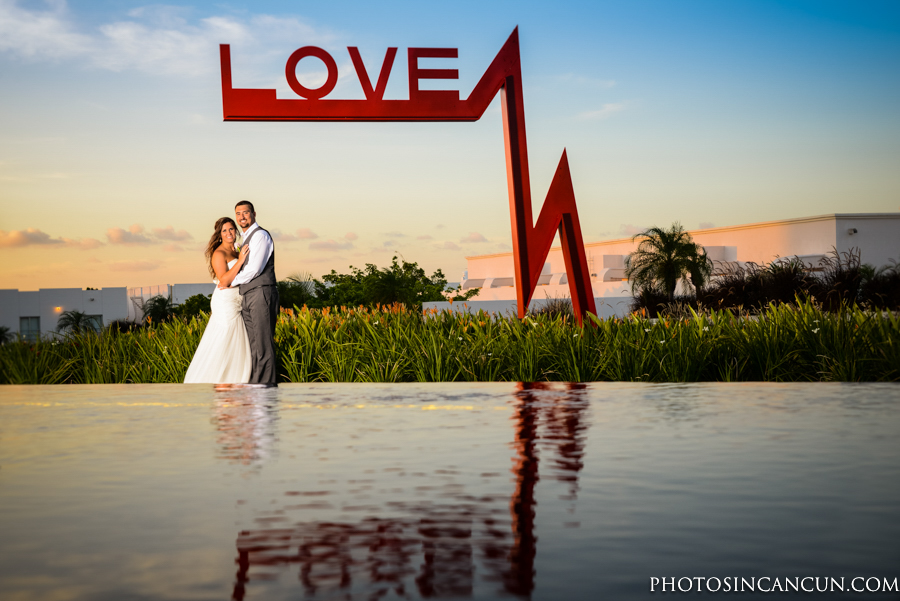 The Finest – Playa Mujeres – Wedding Photographers