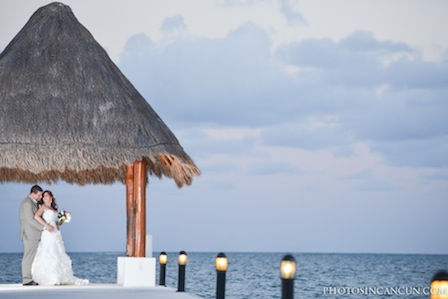 Excellence Riviera Cancun Destination Wedding Photography