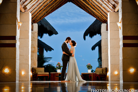 Azul Beach Resort Wedding Photography Riviera Maya Mexico