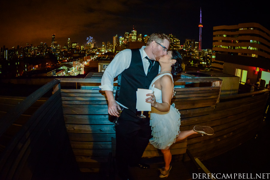 New Years Eve and a Wedding in Toronto