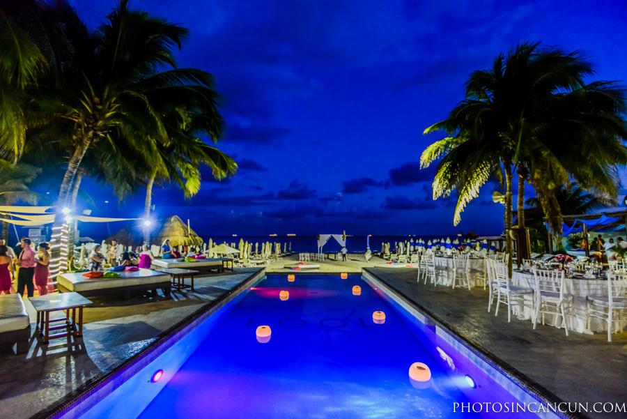 Kool Beach Wedding And Reception Hotel El Taj