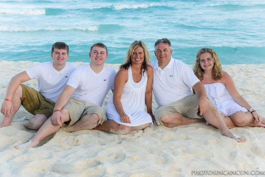 Family Portraits Cancun – Photos In Cancun