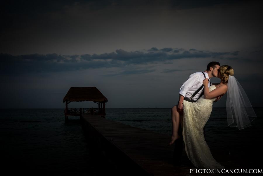 The Fives Azul Suites Playa del Carmen Wedding